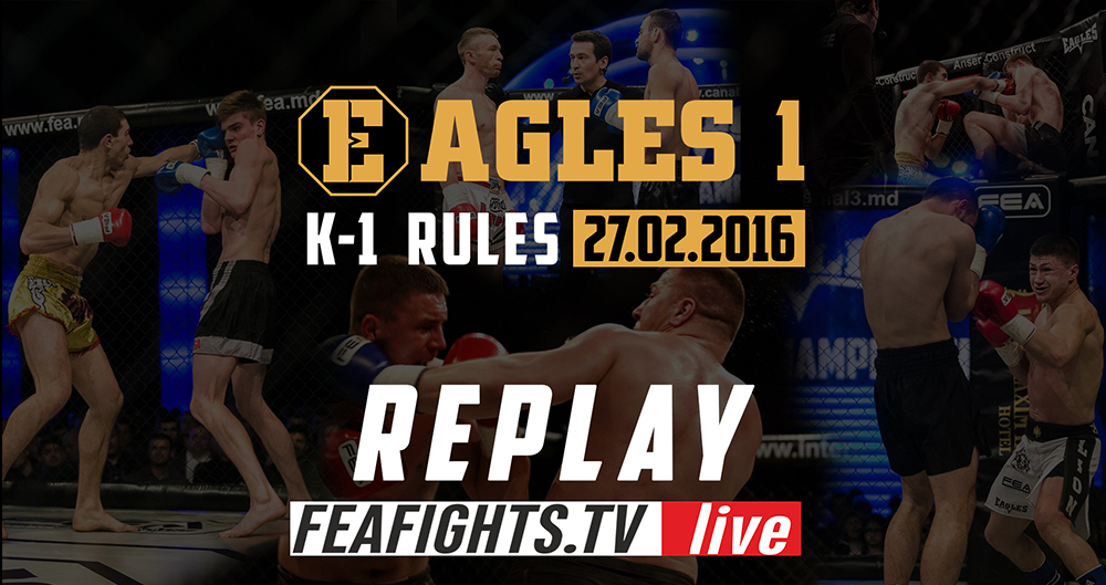 EAGLES 1 . 27.02.2016 K-1 Rules
